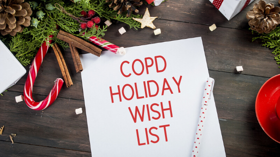 COPD Holiday