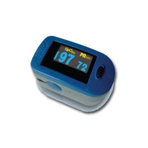 pulse oximeter oxygen saturation level