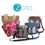 O2 TOTES - CARRY BAGS