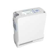 Inogen One G4 Portable Oxygen Concentrator (Side View)