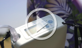 Inogen Testimonial Video - Close Up on Inogen One G4 Portable Oxygen Concentrator
