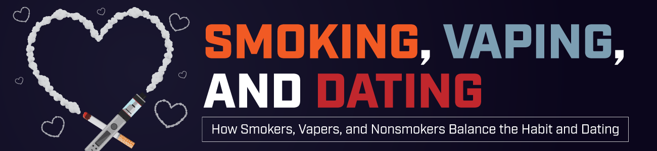smoking, vaping, dating, vaping and dating, smoking and dating