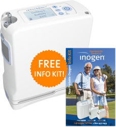 G4 Oxygen Concentrator with Free Info Kit