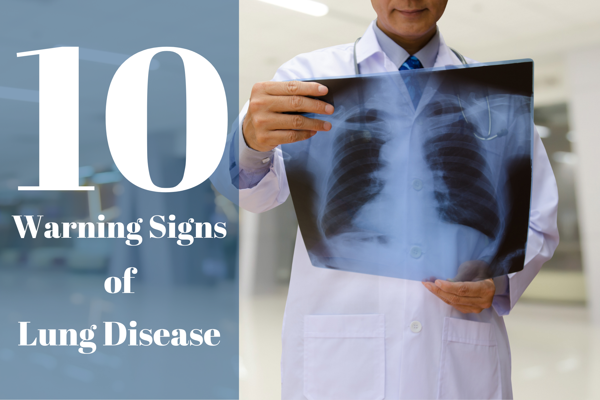 10 warning signs of lung disease