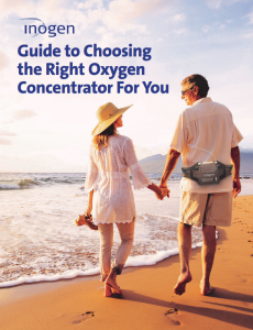 Guide to Choosing the Right Oxygen Concentrator For You